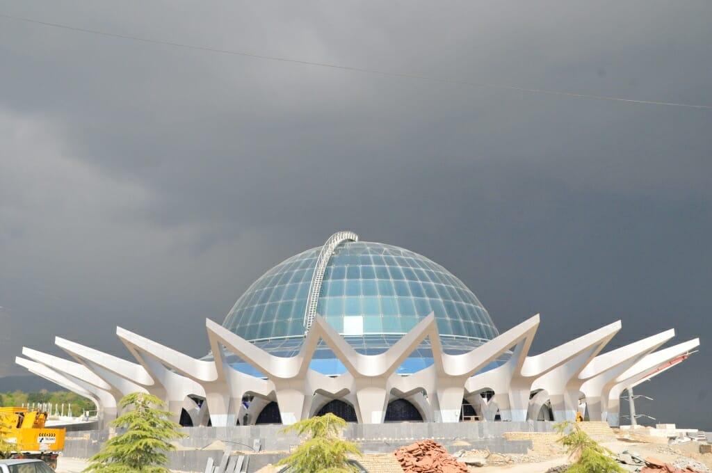 مهندسی نما | مشاور نما | گنبد مینا