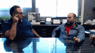 مصاحبه با دکتر احسان جبروتی   تجرید معماری   سبکهای طراحی نما در ایران