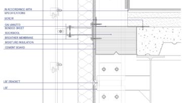 دیوار LSF و ساختمان سازی صنعتی